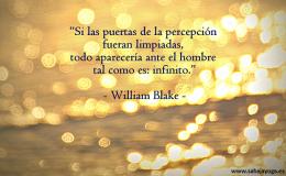 Frase célebre William Blake - Sahaja Yoga