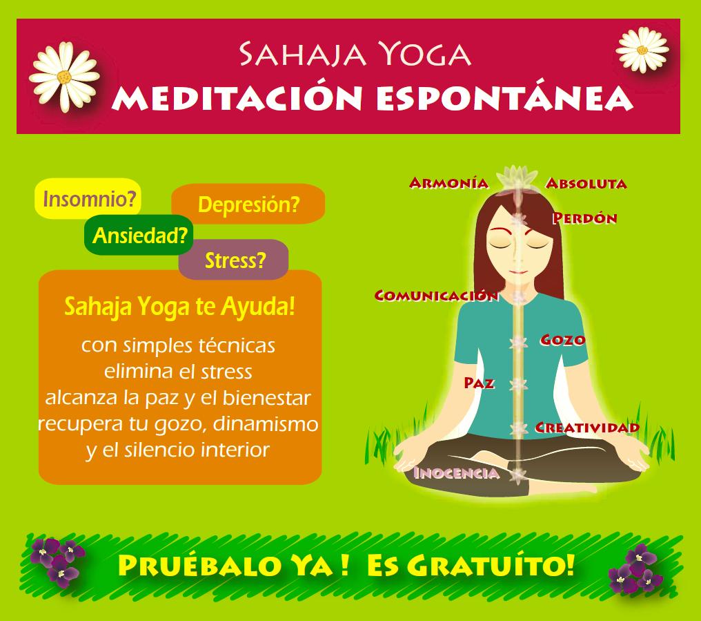 Poster Sahaja Yoga